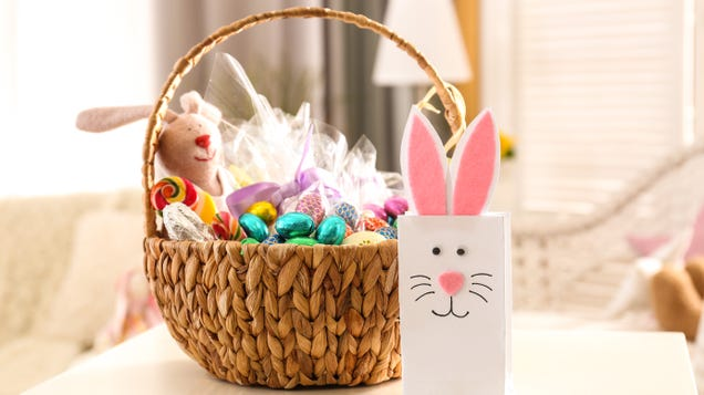 These Are the Best Non-Candy Easter Basket Fillers for Little Kids