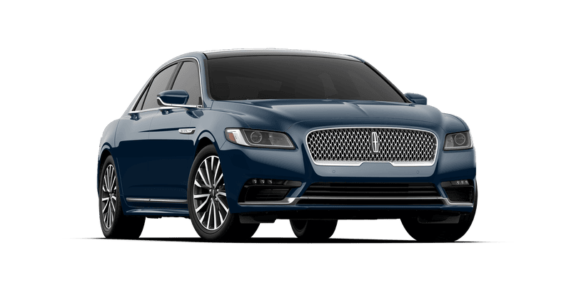 Illustration for article titled How'd you spec your Lincoln Continental?