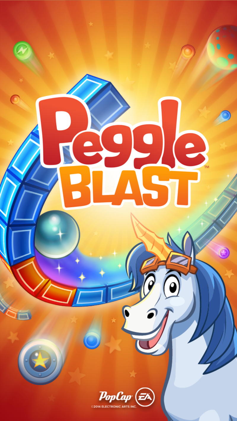 Illustration for article titled Games People Hate: Peggle Blast!