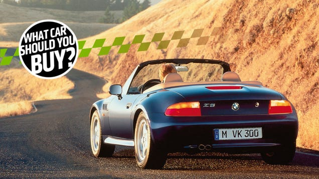 I Need A Cheap, Fun, Convertible That is Not a Miata! What