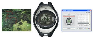 Illustration for article titled GPS Coolness: Downloading Suunto and Garmin Forerunner Data into Google Earth
