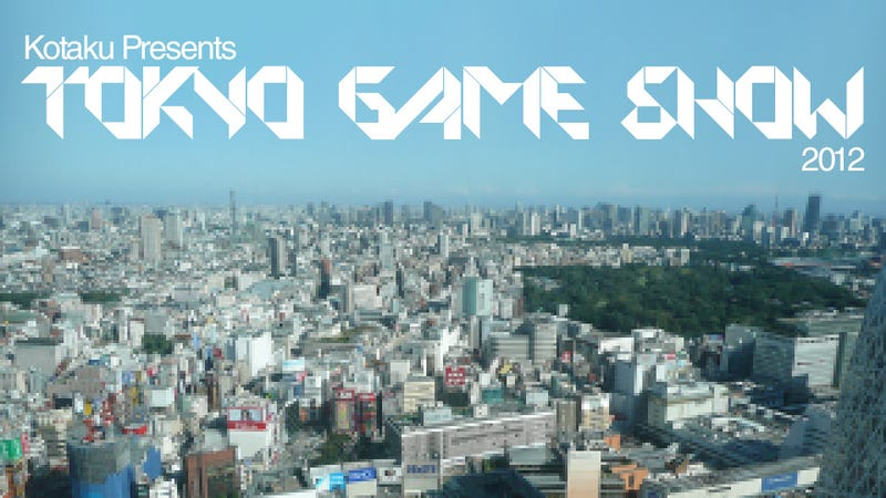 Illustration for article titled The Tokyo Game Show Has Begun