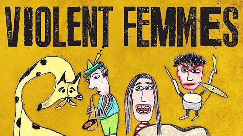 Illustration for article titled Violent Femmes announce first full-length album in 15 years