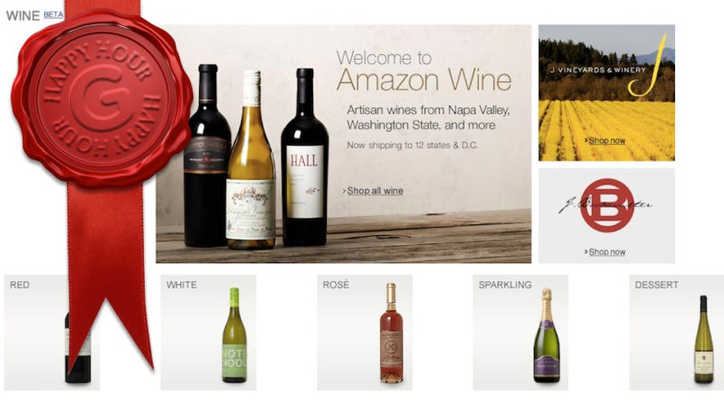 Illustration for article titled The Best Wines on Amazon