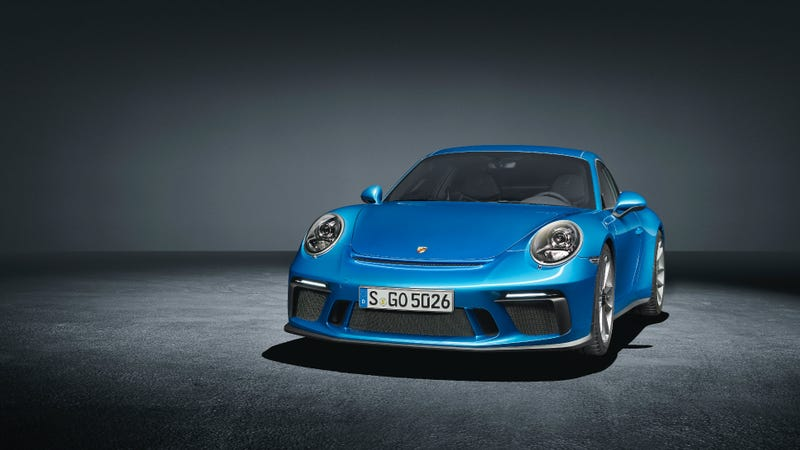 Porsche Gave Us A Manual GT3 Because They Wanted A Cut Of That 911 on blue noble, blue 944 turbo, blue murcielago, blue suzuki, blue mitsubishi, blue infinity, blue mini, blue lincoln, blue bentley, blue berlinetta, blue isetta, blue delorean, blue yugo, blue yenko, blue gto, blue smart, blue prowler, blue maserati, blue fiat, blue boxster,