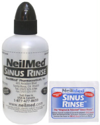 All Natural Sinus Relief for Children & Adults: SinuCleanse System ...