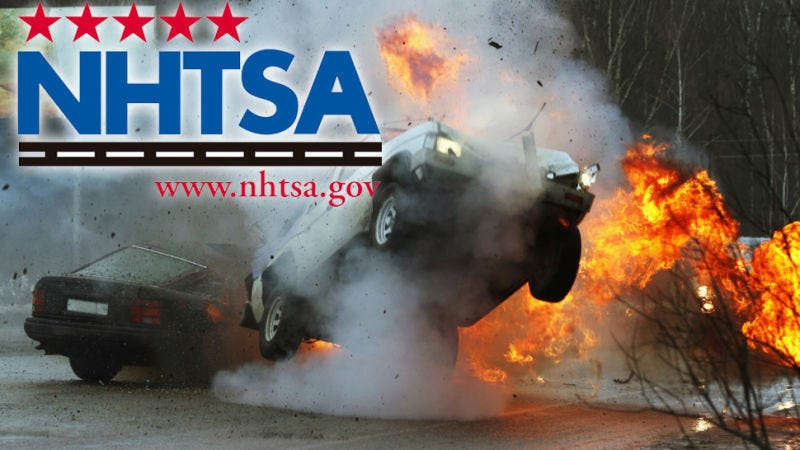 Illustration for article titled America's Car Safety Regulator Still Doesn't Have Its Shit Together