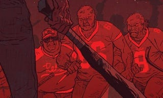 Illustration for article titled FX to Develop Jason Aaron and Jason Latour's Southern Bastards