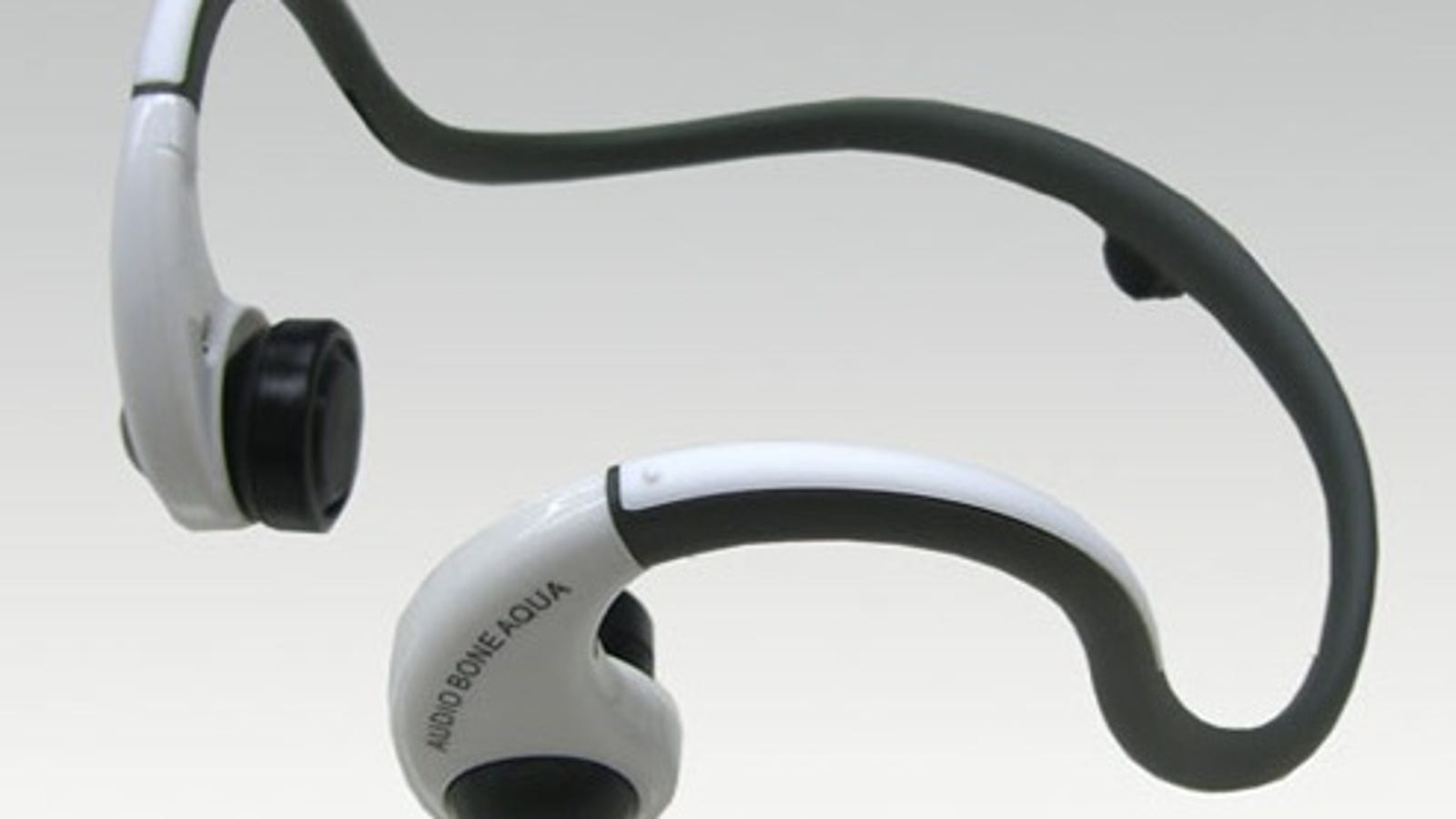 Audio Bone 1.0, Possibly the First Non-Dorky Bone-Conduction Headphones