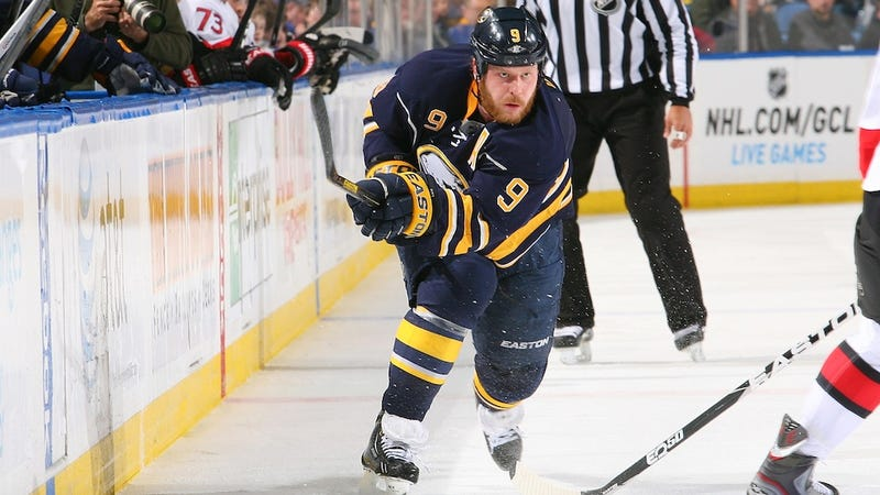 Illustration for article titled Steve Ott Wishes Buffalo Fans Wouldn't Boo The Sabres So Much