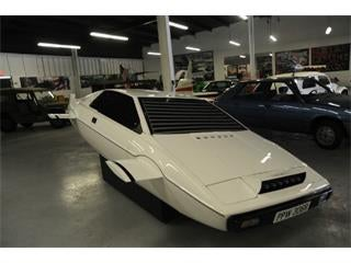 Illustration for article titled NPOCP 1977 Lotus Esprit. $1,000,000