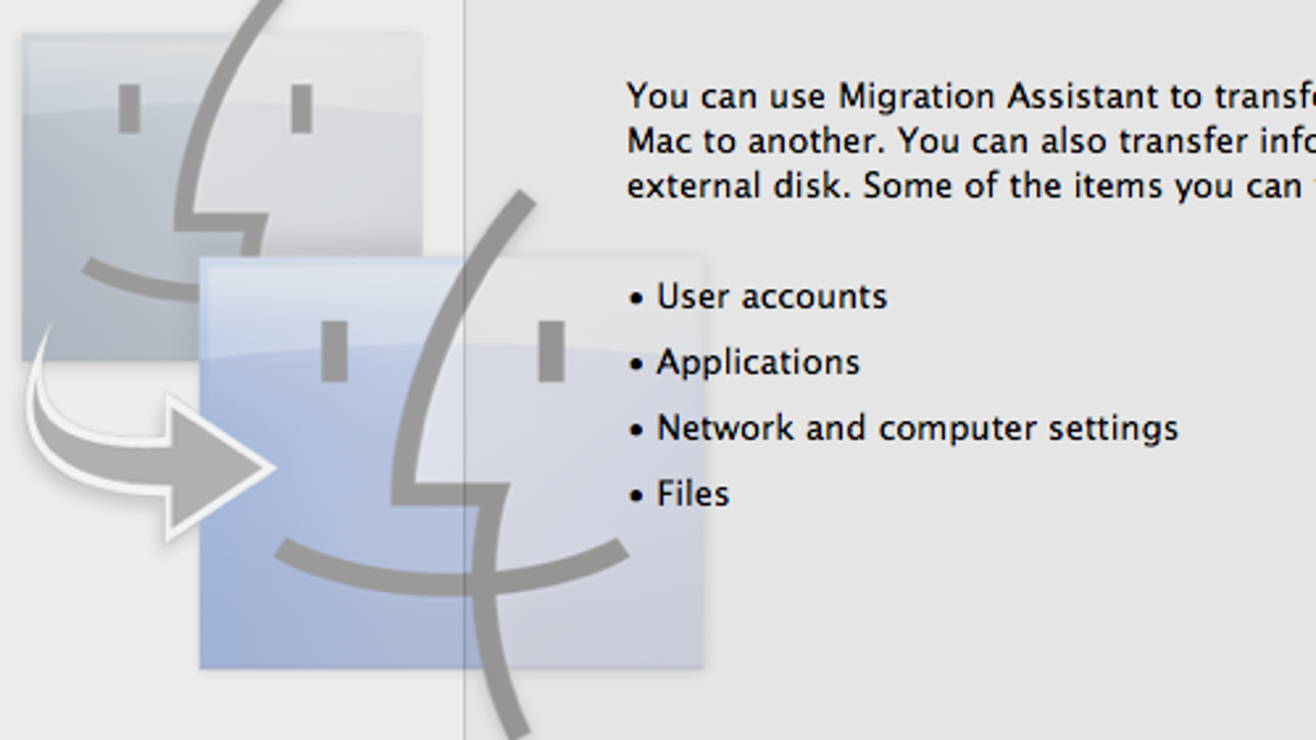 How Can I Move an Individual Application and Its Settings to
