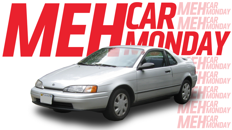 Illustration for article titled Meh Car Monday: The Toyota Paseo, The Sports Car For People Who Consider Scrabble A Motor Sport