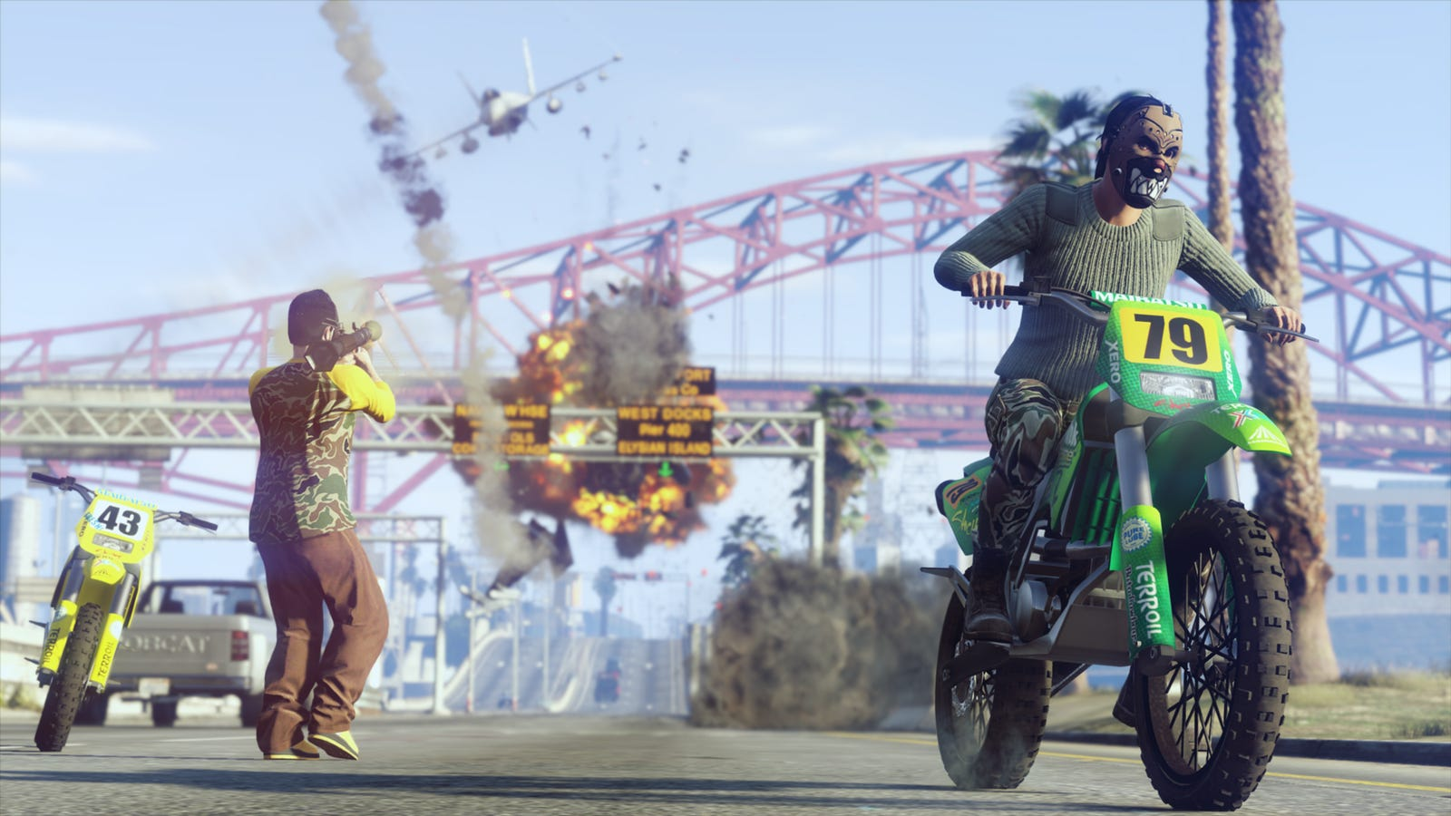 Earn free money and gold on GTA Online and Red Dead Online