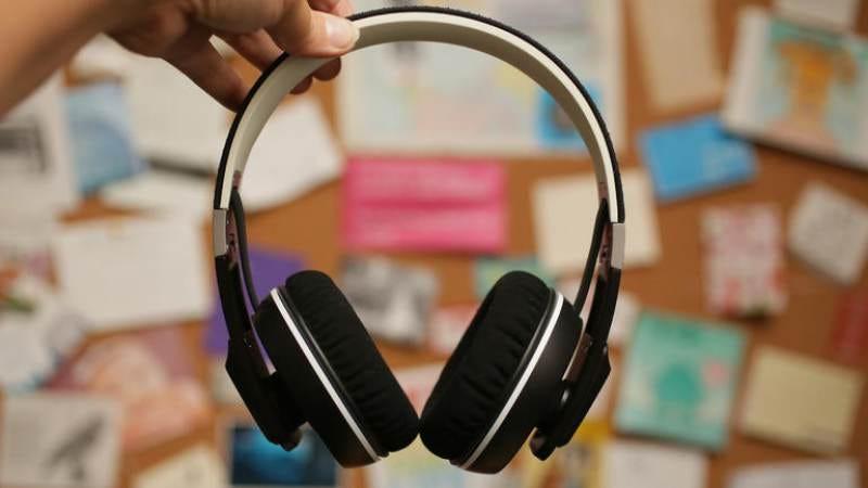 Wireless headphones!