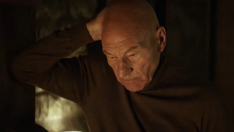You, trying to decide what Star Trek you should watch before Picard drops.