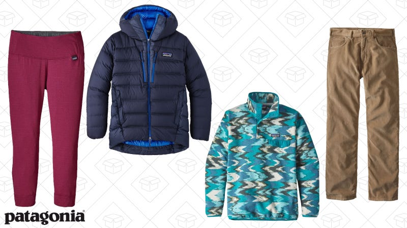 Up to 50% off select styles | Patagonia