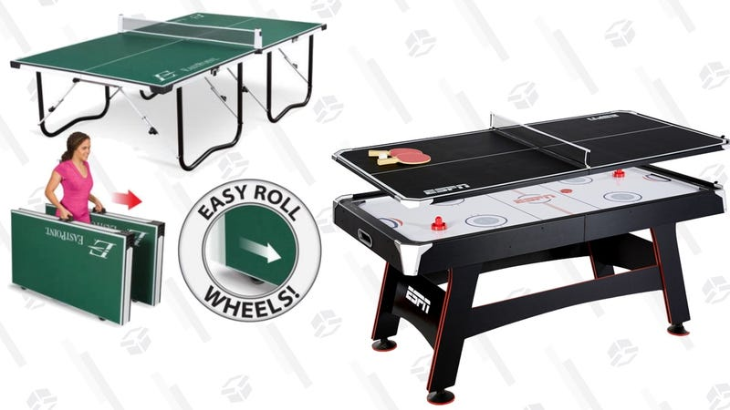 """EastPoint Folding Ping Pong Table 