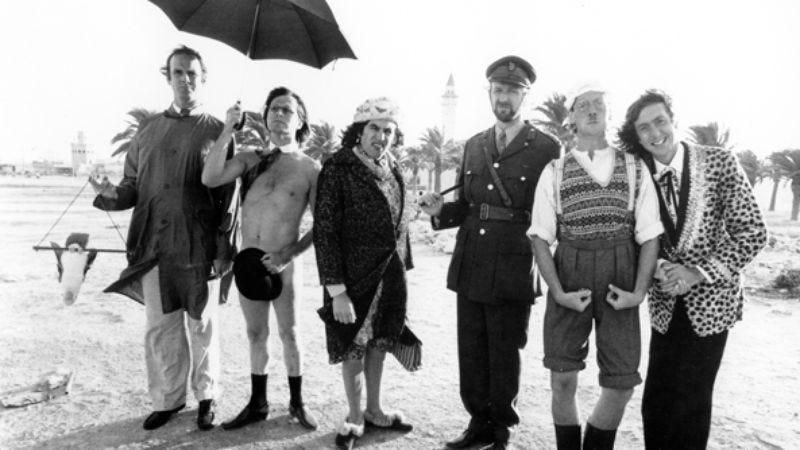 Illustration for article titled Monty Python