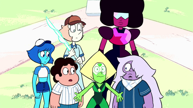 Illustration for article titled Steven Universe's Latest Saga Has Been the Show at Its Best