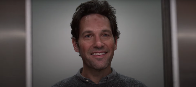 Paul Rudd meets Paul Rudd in the Paul Rudd-filled trailer for Paul Rudd's Living With Yourself
