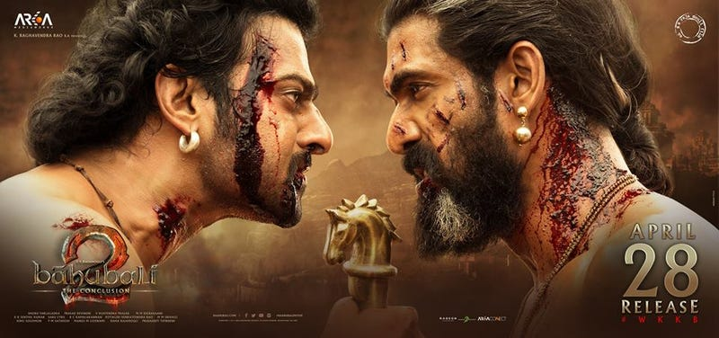 Illustration for article titled Download Baahubali 2 The Conclusion 2017 Movie