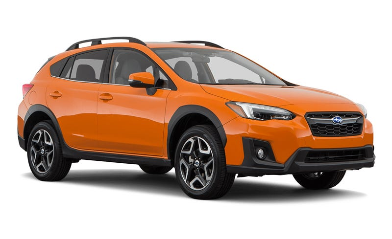 Illustration for article titled How come there aren't more car companies that make a Crosstrek competitor?
