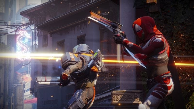 Destiny 2 Surpasses Original Game for Engagement and Digital Sales, Says Activision