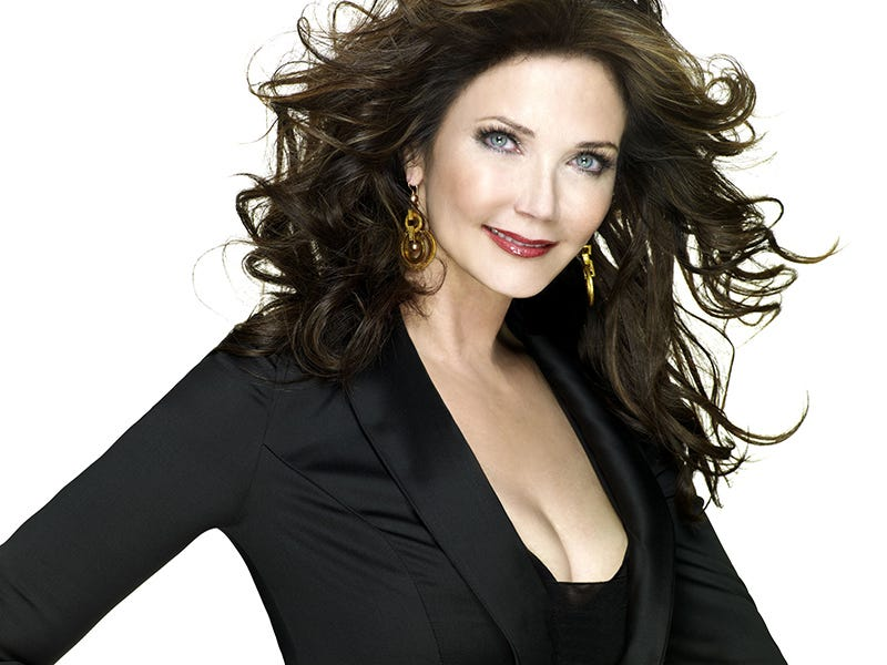 Illustration for article titled Lynda Carter Will Play The President Of The United States In Supergirl