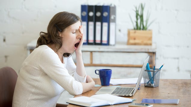 How to Survive the Workday When You re Completely Exhausted