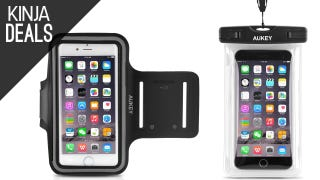 Buy a Smartphone Running Band, Get a Waterproof Case Free
