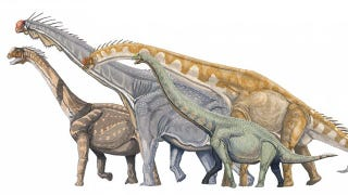 Illustration for article titled No, Jose Canseco, 'ancient gravity' did not create the dinosaurs