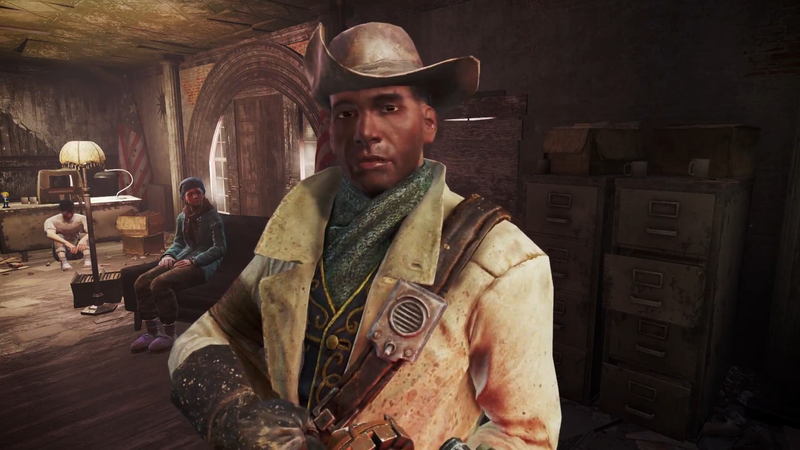 Illustration for article titled The Internet Loves Making Fun of Fallout 4's Preston Garvey