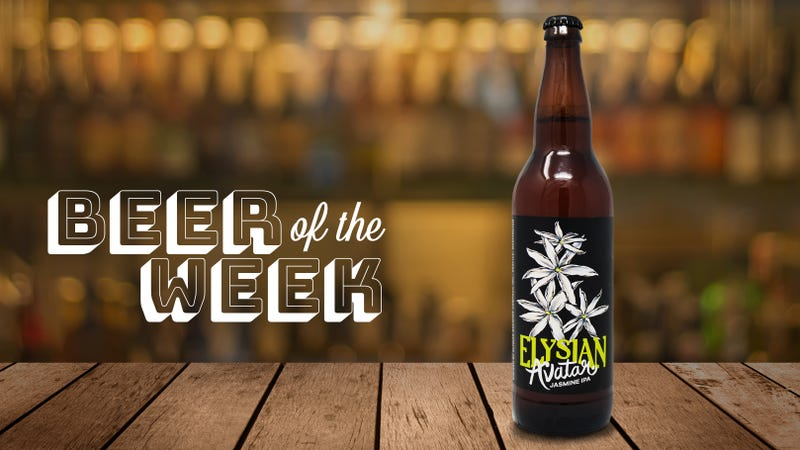 Illustration for article titled Beer Of The Week: Elysian Avatar Jasmine IPA