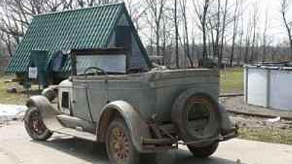 1928 REO Slowwagon for $3,500!