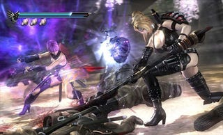 Illustration for article titled See Ninja Gaiden Sigma II Boob Bouncing In Action