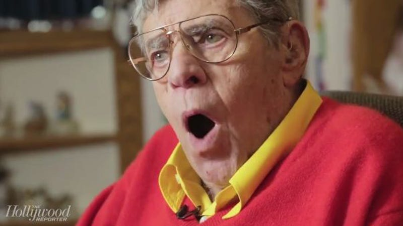 Illustration for article titled Wow, Jerry Lewis Is Actually Funny