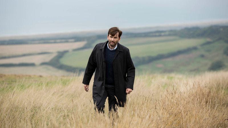 """Illustration for article titled Broadchurch: """"Season Two, Episode Four"""""""