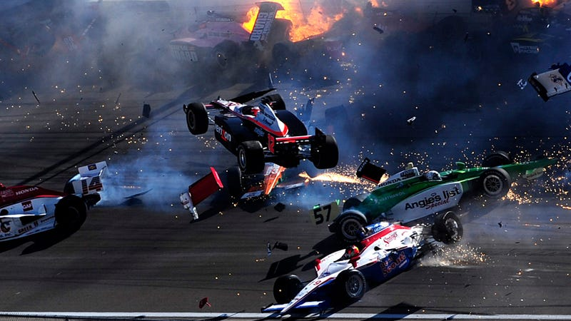 IndyCar racers using Twitter to organize