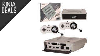 Dust Off Your Old Cartridges and Stick Them in This 3-in-1 Retro Console