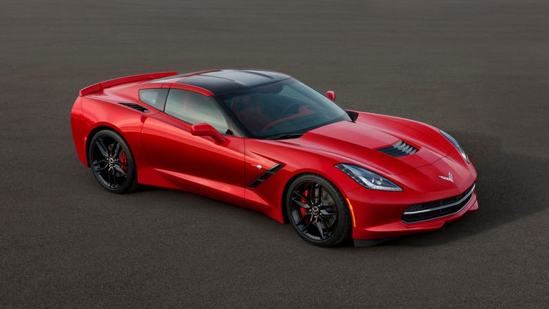 Illustration for article titled The 2014 Corvette Stingray Power Specs Are Here, And It's A Lot