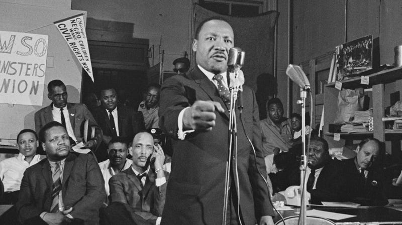 In His Own Words: Martin Luther King Jr. on White Privilege, Police Brutality, Reparations and More