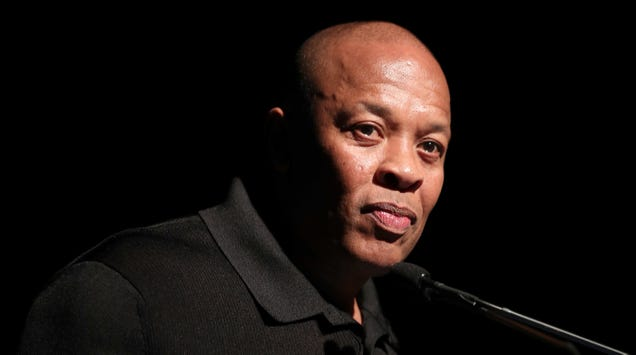 Dr. Dre is in ICU after suspected brain aneurysm