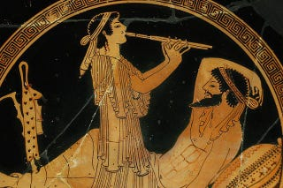 Illustration for article titled Listen to 2,500-year-old music brought back to life