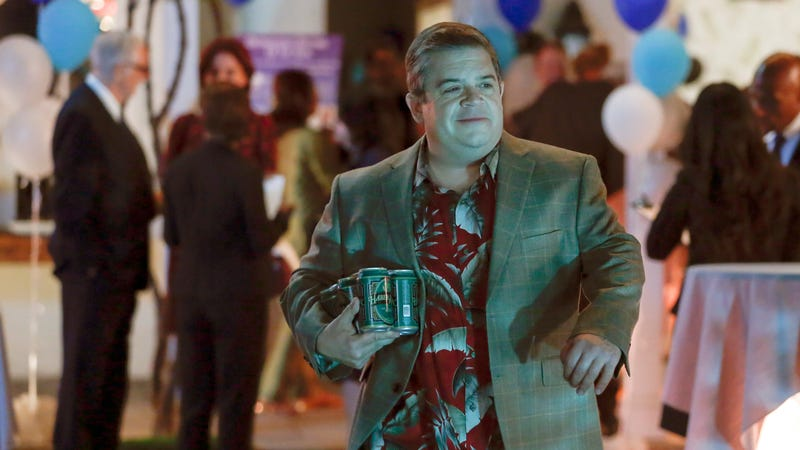 Illustration for article titled Patton Oswalt dusts off his sitcom filibuster talents to mourn—at length—the death of ska
