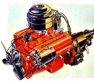 Workhorse Engine of the Day: Small-Block Chevrolet