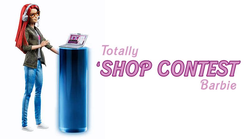 Illustration for article titled Kotaku 'Shop Contest: Totally Game Developer Barbie