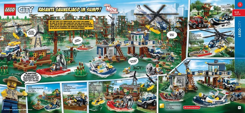 Here are all the new Lego sets for the first half of 2015