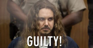 Illustration for article titled Lead Singer of As I Lay Dying Pleads Guilty... DAMMIT NOOOO!!!