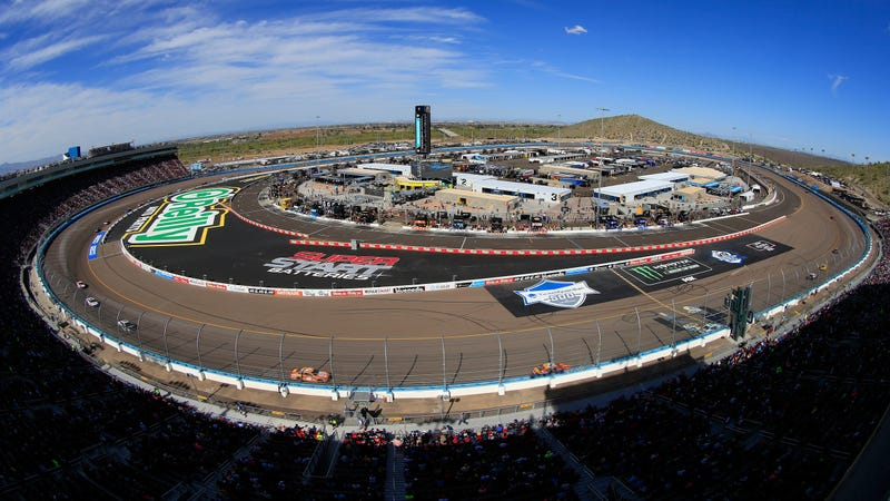 ISM Raceway in Avondale, Arizona.